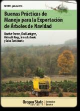 Buenas Prácticas de Manejo para la Exportación de Árboles de Navidad